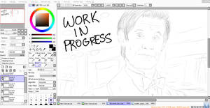 11th Doctor WIP