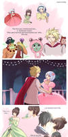 The Princess and the Frog AU