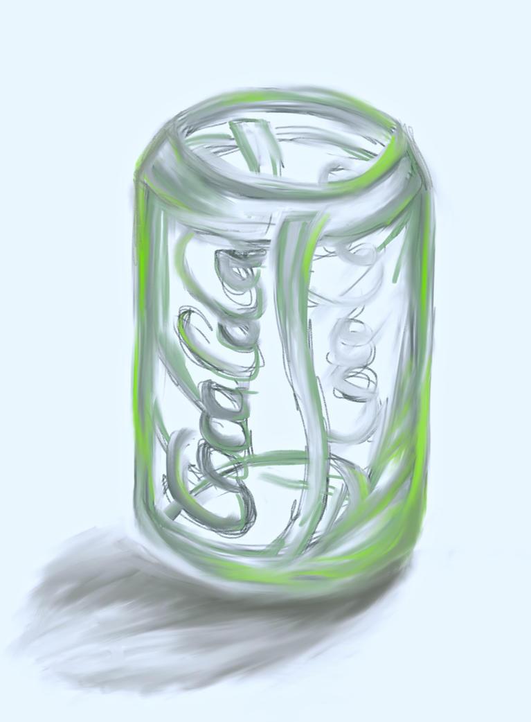 Cola Doodle by KateHodges