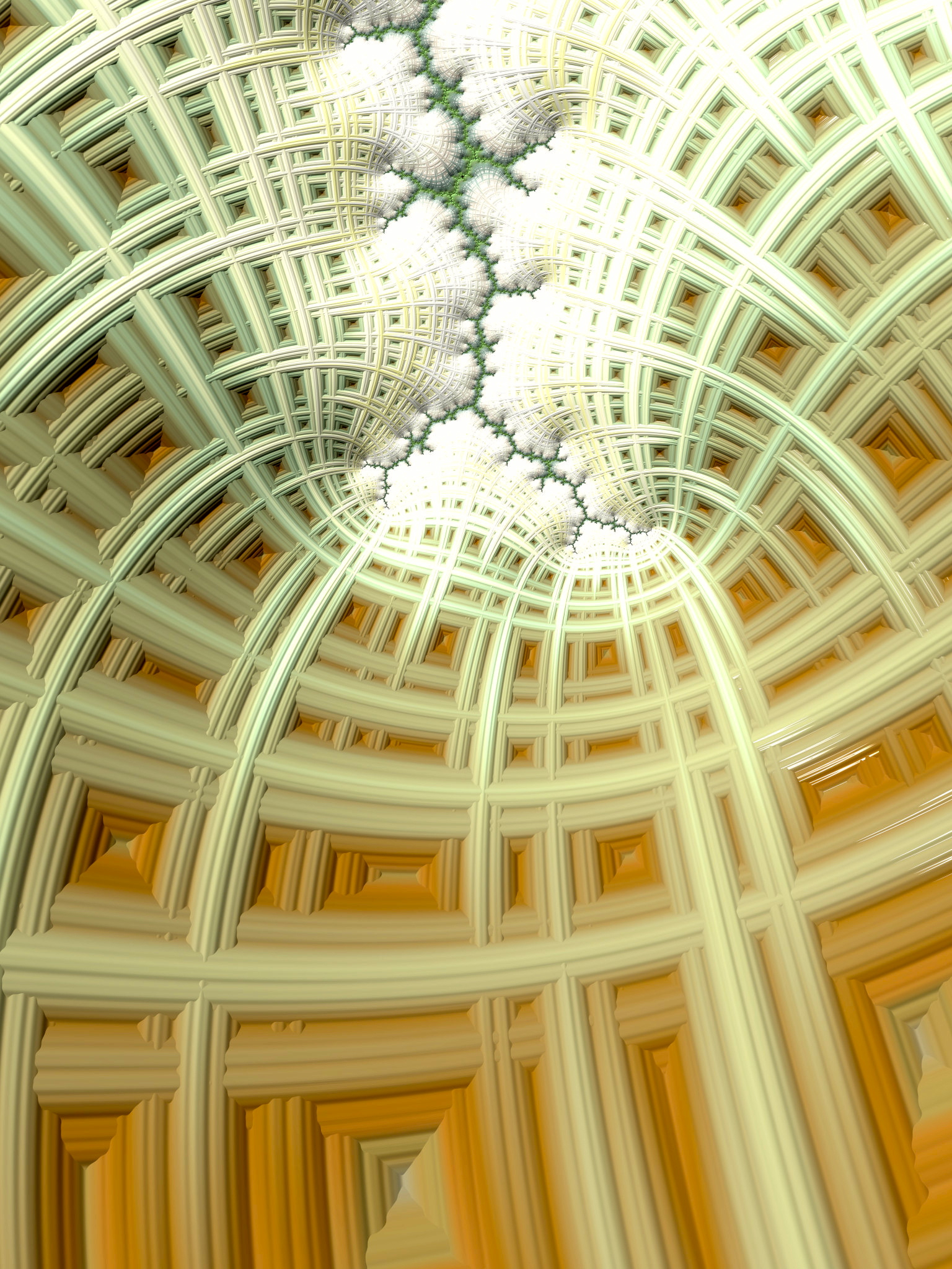 Cracks in the Ceiling by KateHodges