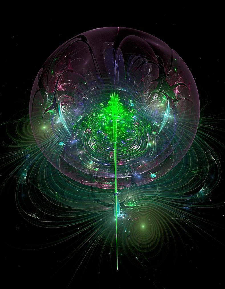 Tree globe by KateHodges