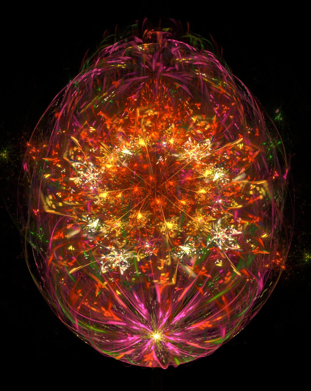 Floral Egg by KateHodges