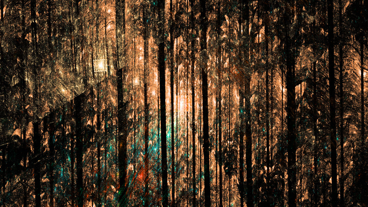 Night Garden by KateHodges