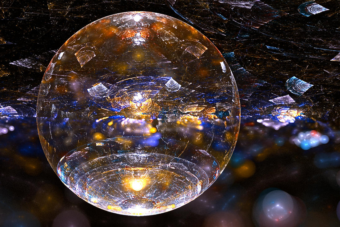 Yet Another Bubble  by KateHodges