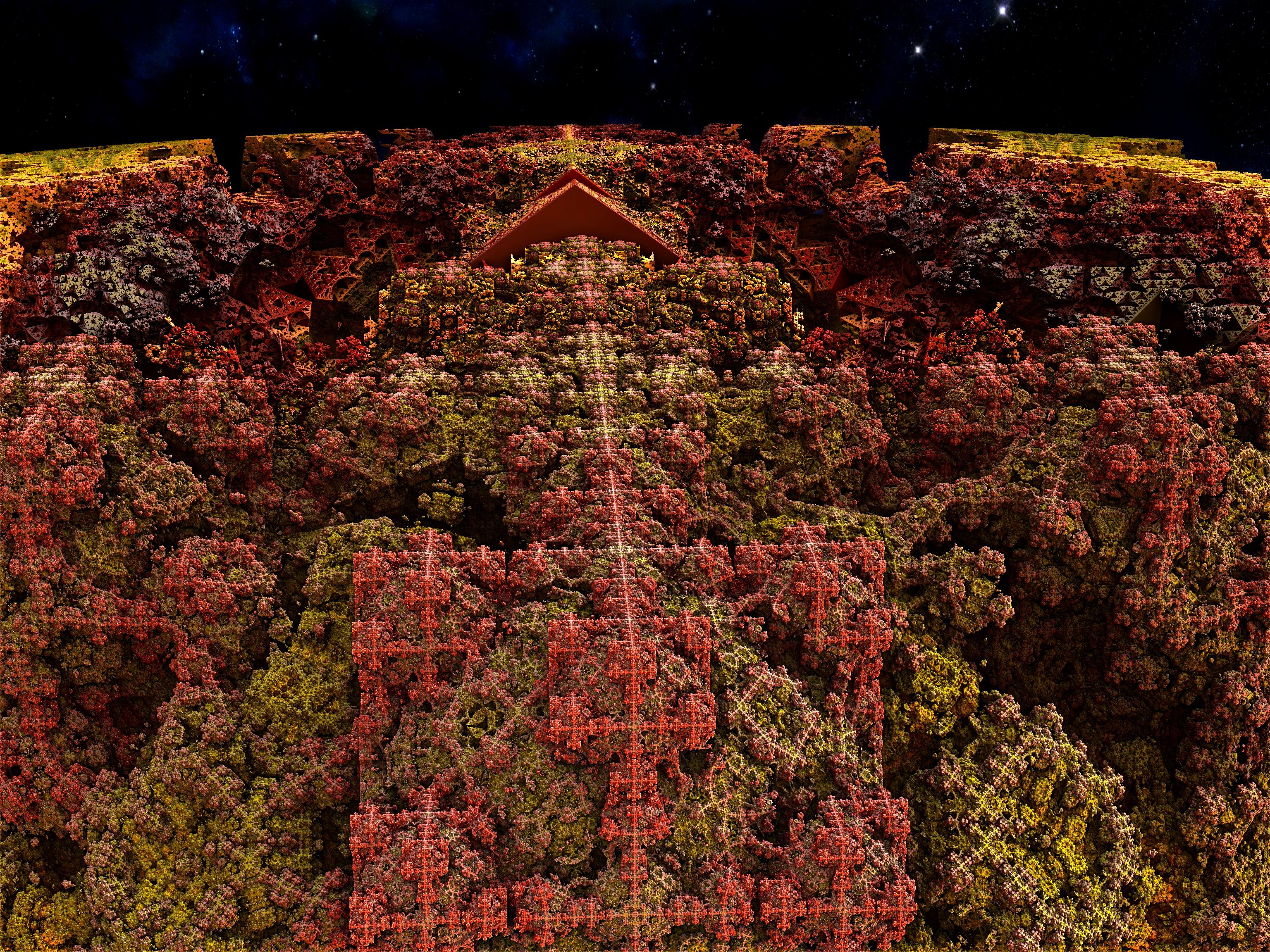 Temple Rock by KateHodges