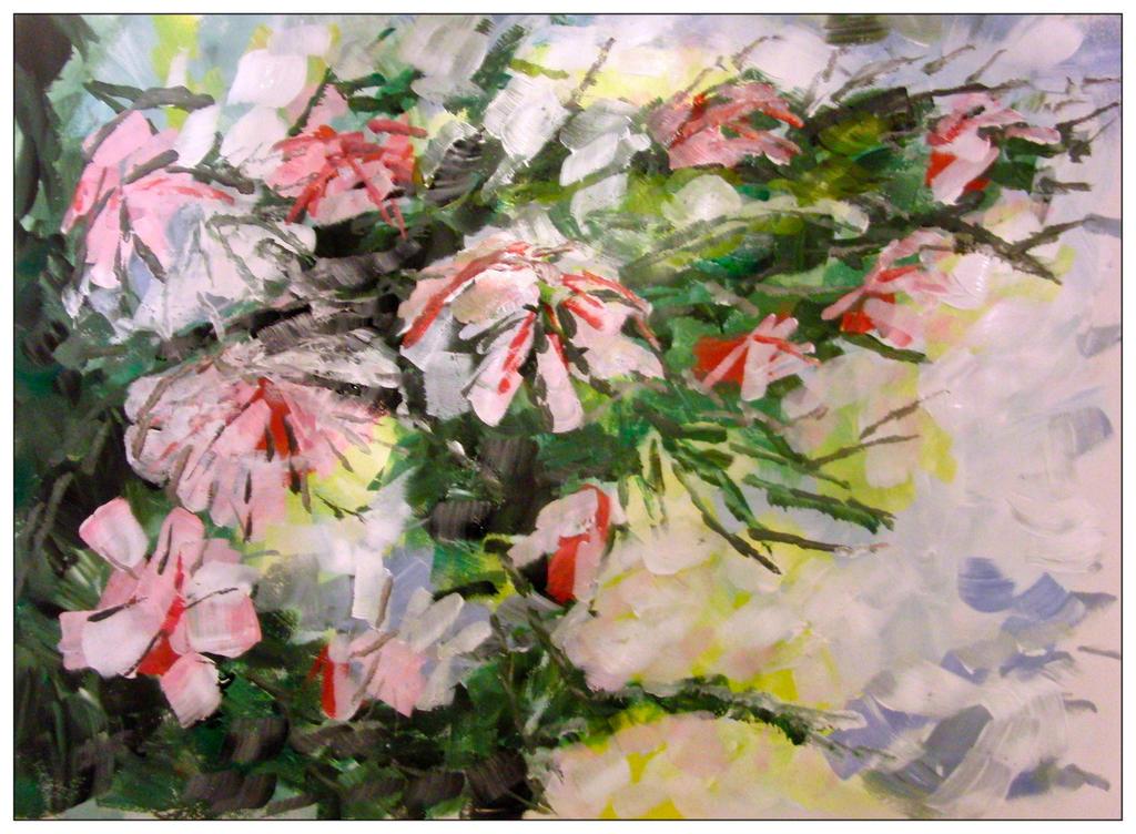Blossom Frame by KateHodges