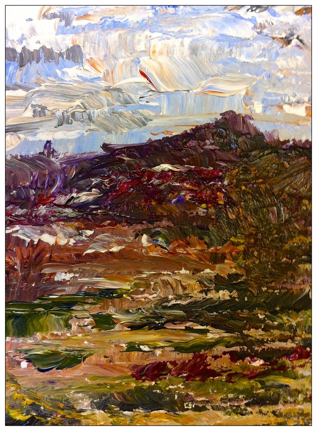 Landscape by KateHodges