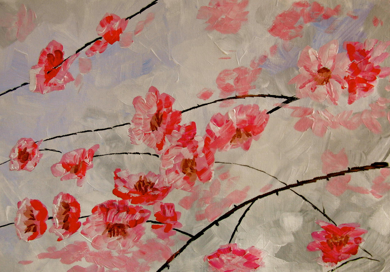 Cherry Blossom by KateHodges