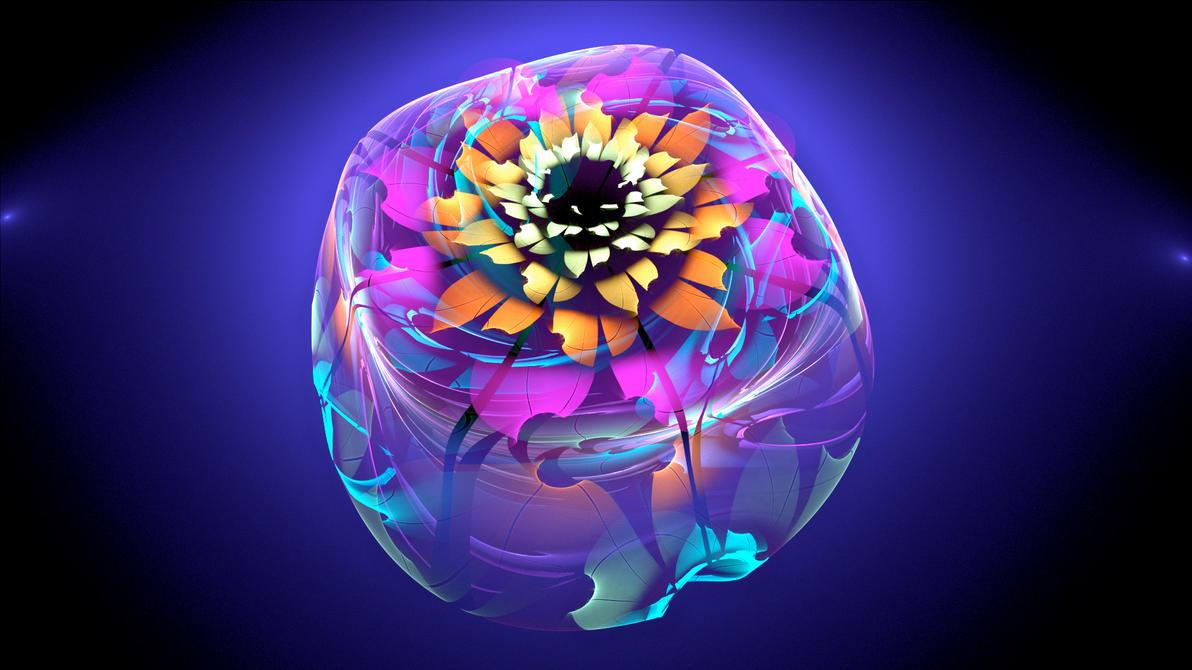 Frozen Flower by KateHodges
