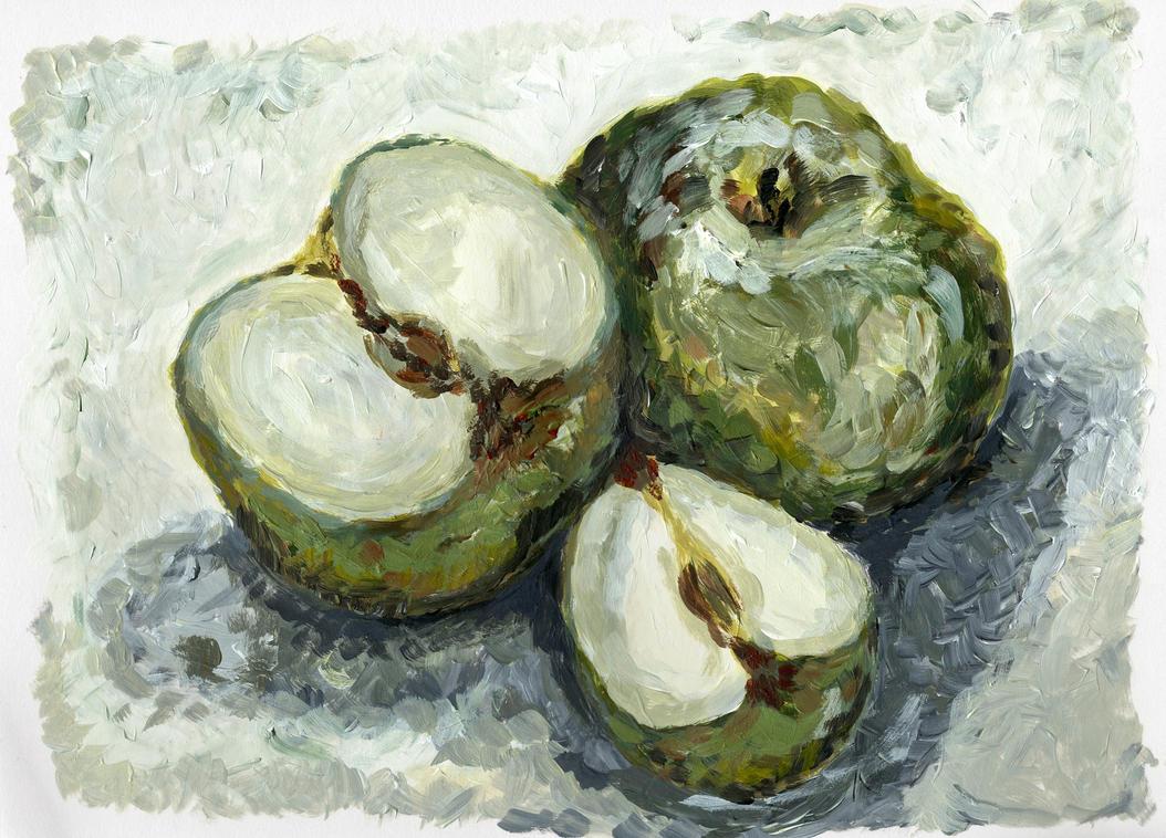Bramley Apples by KateHodges