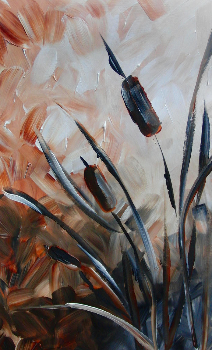 Bulrushes2 by KateHodges
