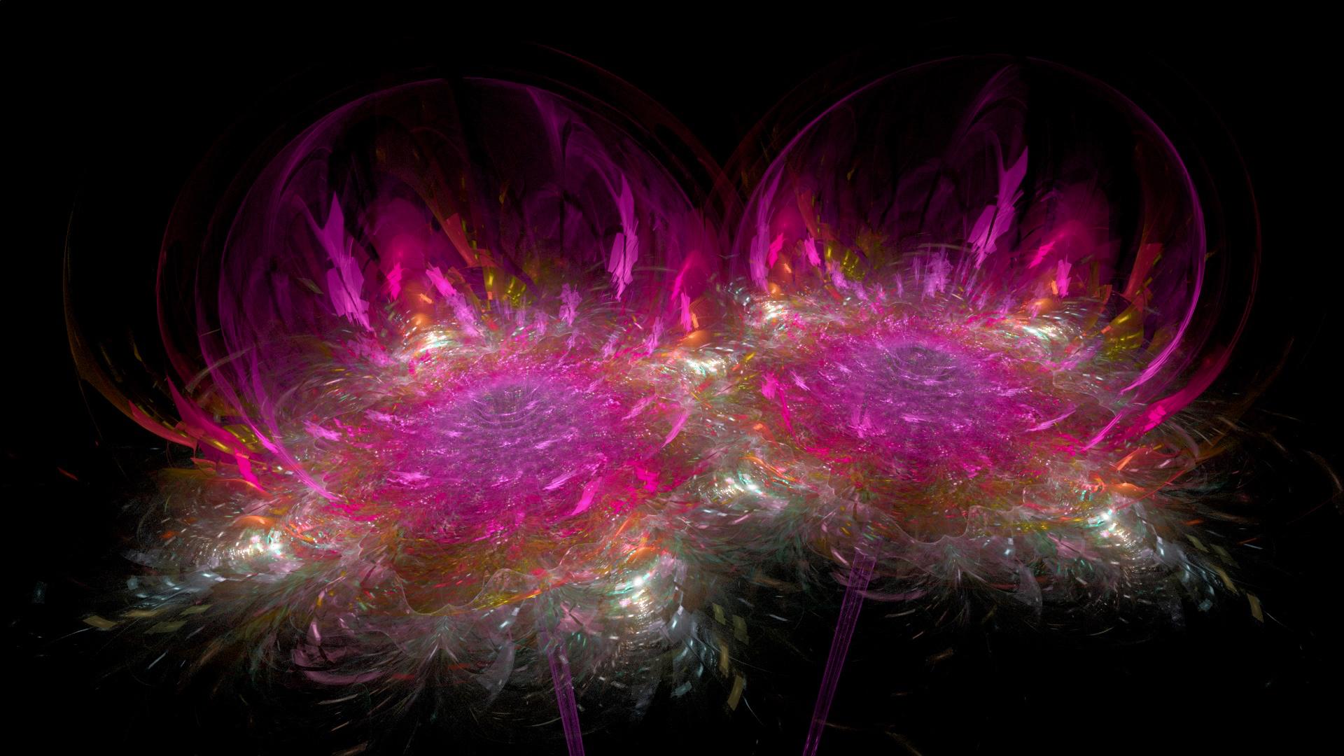 Floral fractal by KateHodges