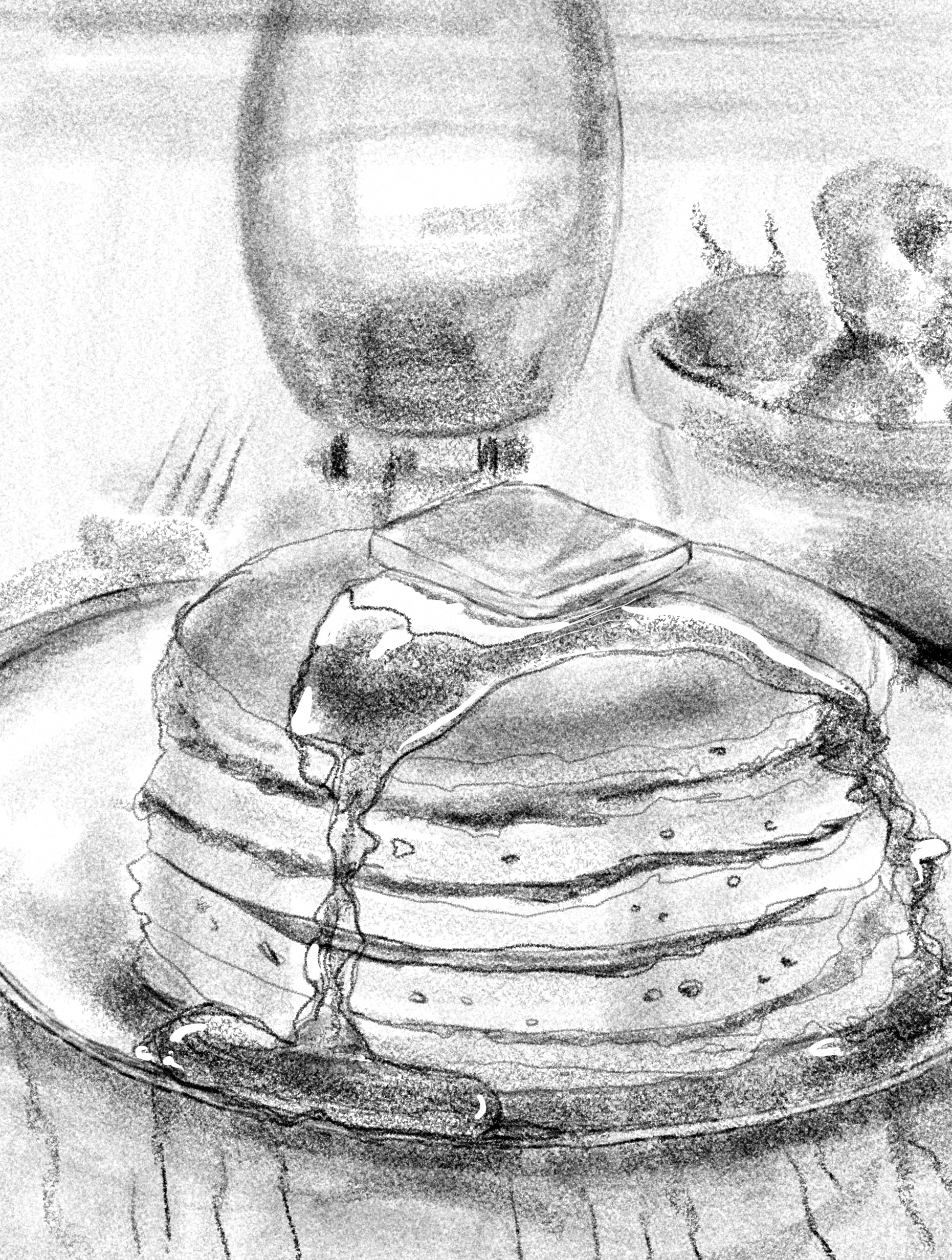 Pancake Day by KateHodges