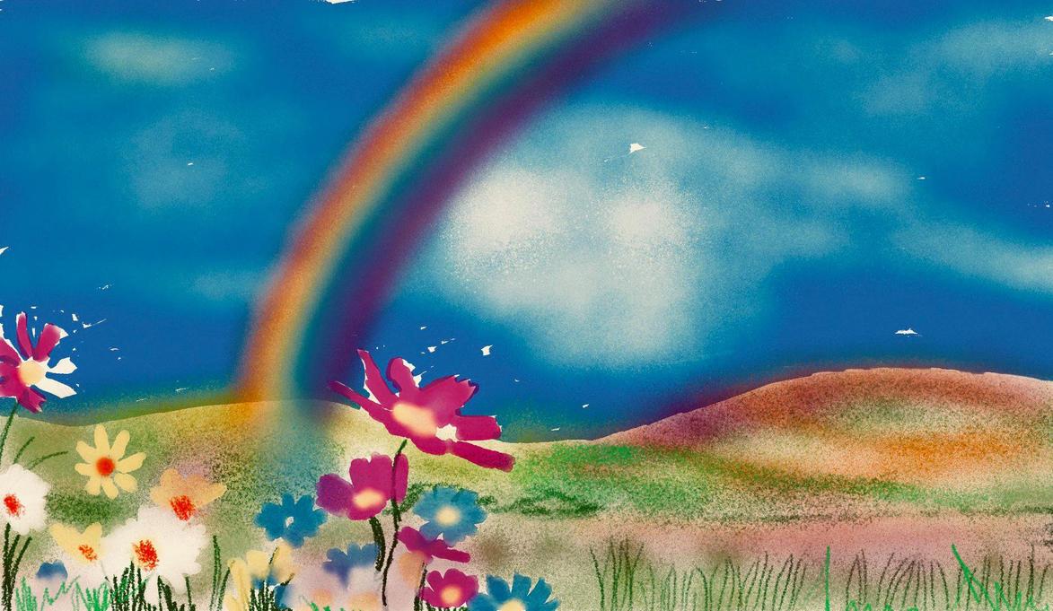 Rainbow by KateHodges
