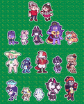 Pokemon x Animal Crossing