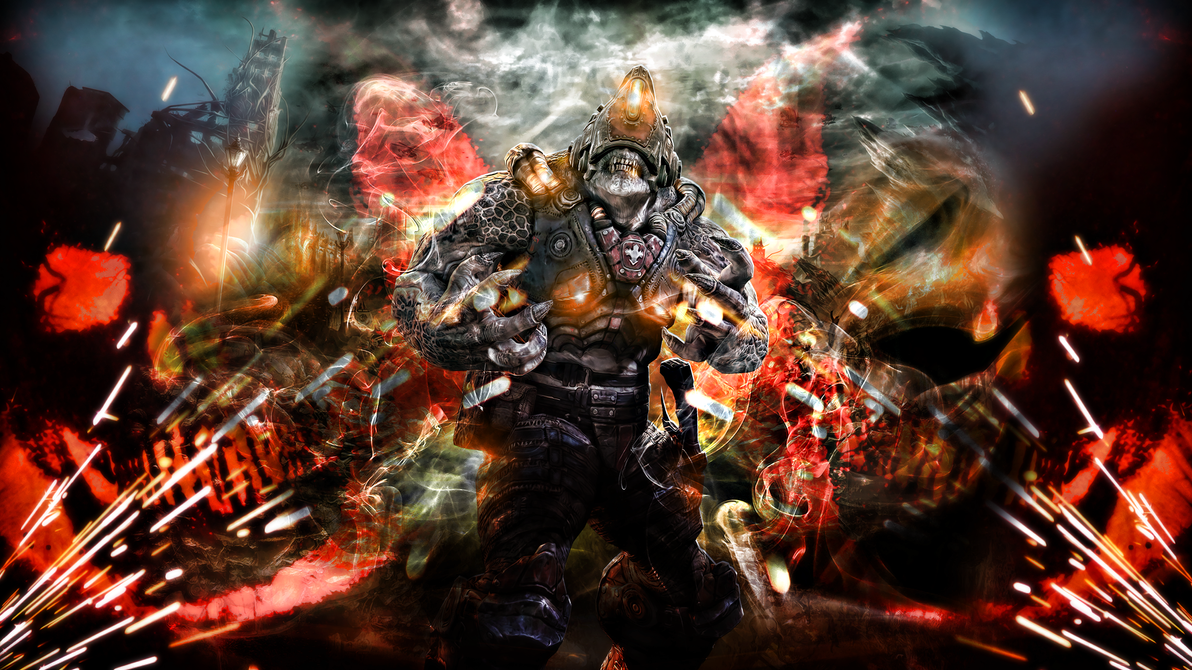 Gears Of War Locust Wallpaper Twoj Doktor