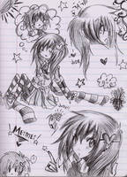 .:Meimei Sketches:. by capochi