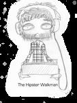 - The Hipster Walkman -