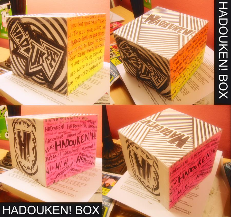 - Hadouken Box - by capochi