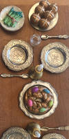 Easter Breakfast Miniature