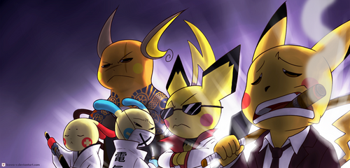Old But Gold - Pokemon Yakuza