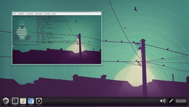 Xubuntu 12.04 Precise Pangolin 08/04/2013 CONTEST
