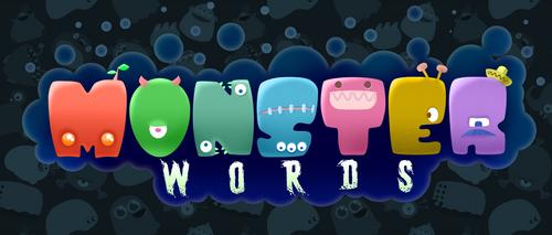 Monster Words Logo