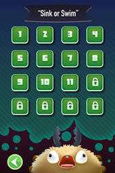 Monster Words Level Select