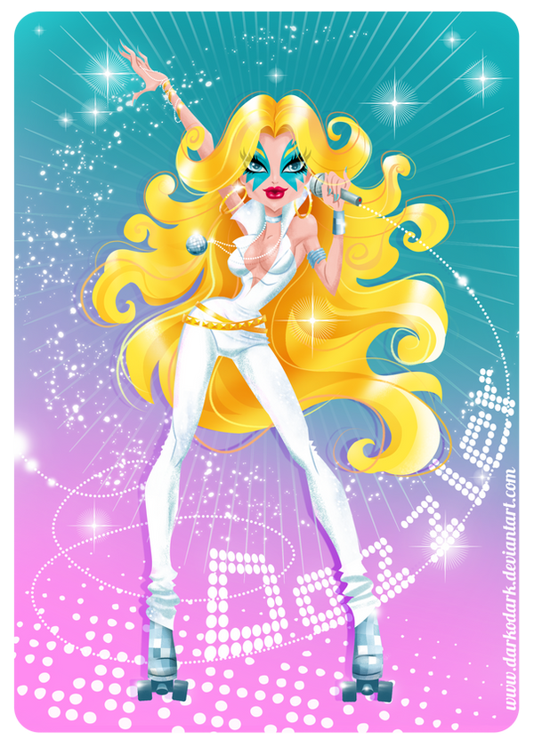 Dazzler by darkodordevic