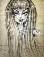Cleo De Nile, Monster High by darkodordevic