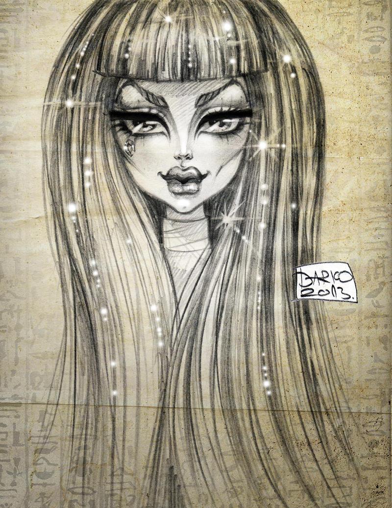 Cleo De Nile, Monster High By Darkodordevic On DeviantArt