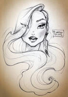 Disney Princess Pocahontas by darkodordevic