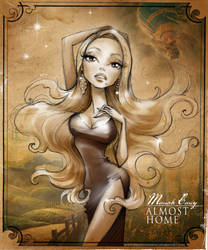 Mariah Carey, The Great and Powerful! by darkodordevic