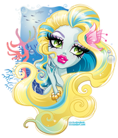 Lagoona's Daydreaming by darkodordevic
