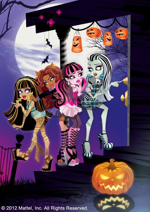 MH Happy Halloween!!! by darkodordevic