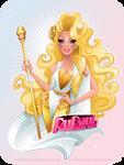 RuPaul, The Golden Queen by darkodordevic