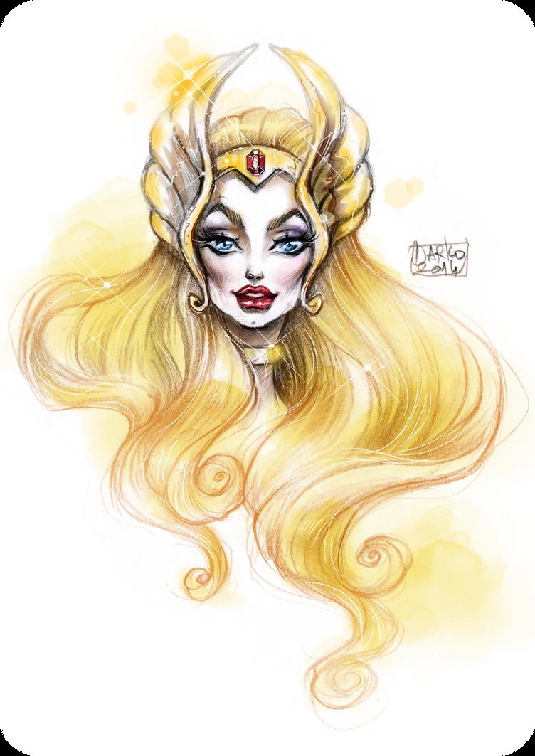 Princess of Power by darkodordevic