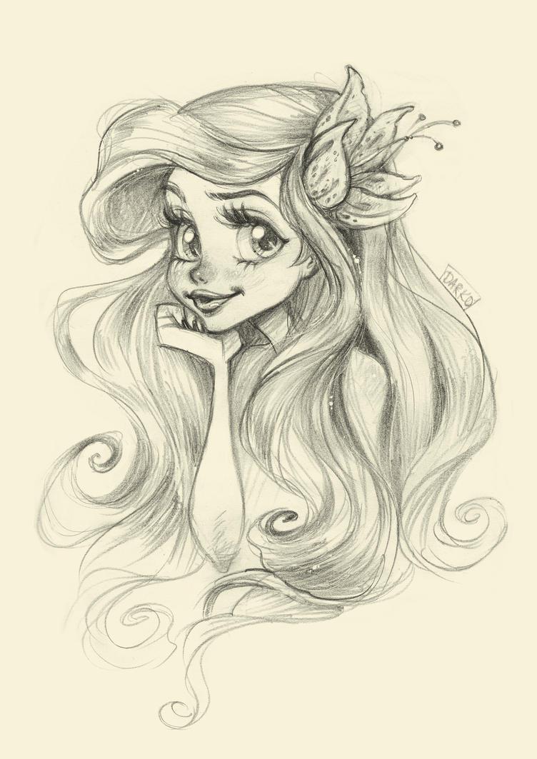 Ariel by darkodordevic on DeviantArt
