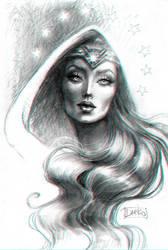 Diana of Themyscira by darkodordevic