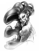 The Siren by darkodordevic