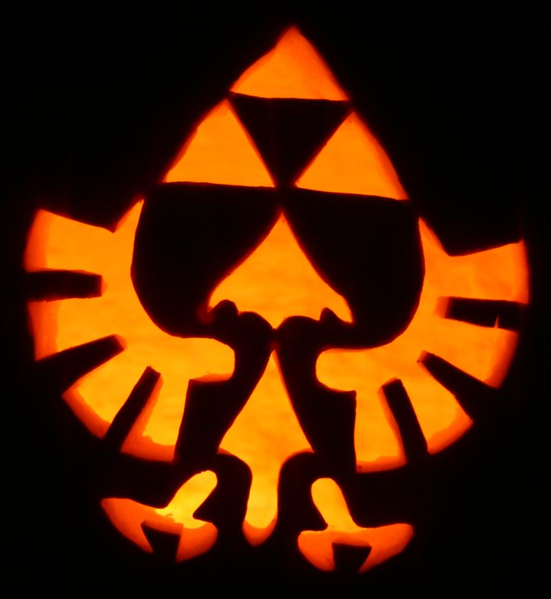 The legend of pumpkin by johwee on deviantart
