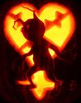 Shadow Heartless Pumpkin