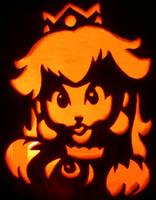 Sweet Peach Pumpkin by johwee