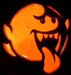 Boo Pumpkin Style.
