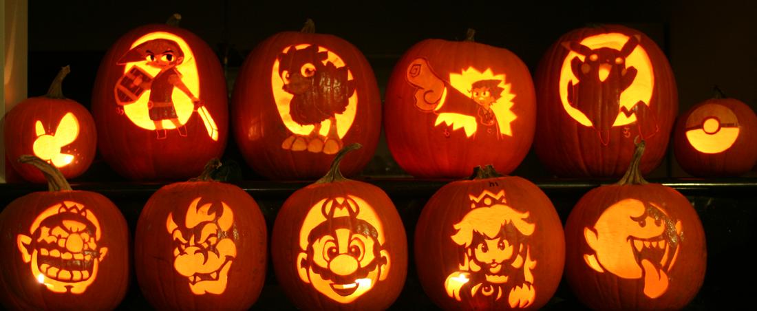 11 Pumpkins of Halloween by johwee