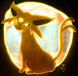 Morning Sun Espeon
