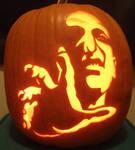 Voldemort Pumpkin Light