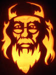 Hogwarts Headmaster Pumpkin