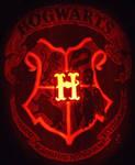 Hogwarts Crest Pumpkin