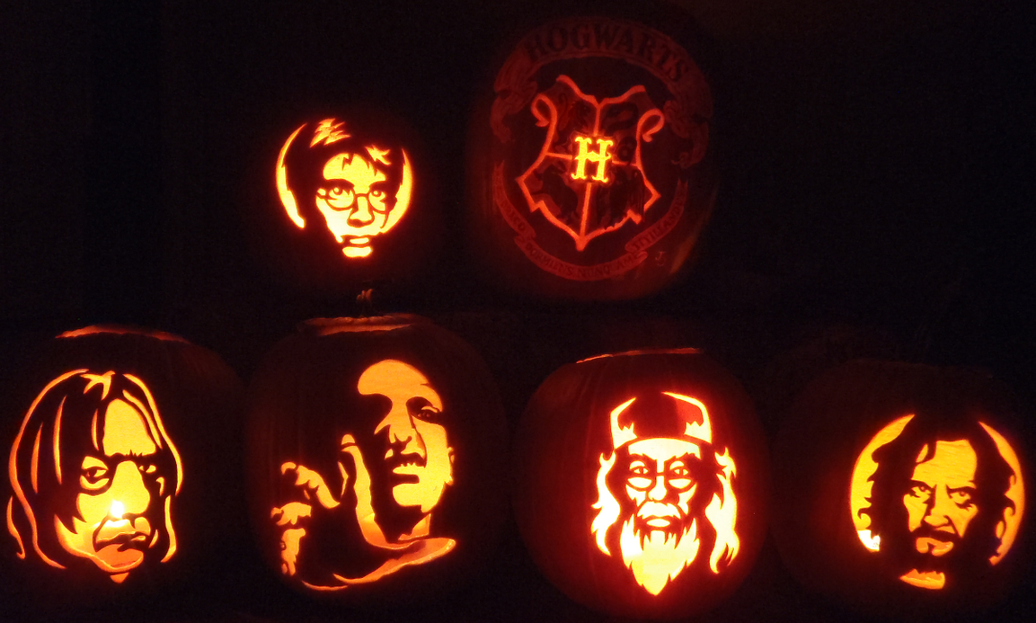 Pumpkin Madness - Hogwarts Style by johwee on DeviantArt